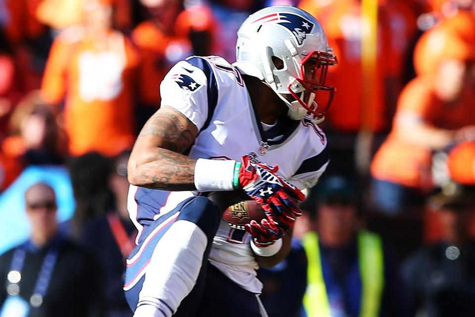 Aaron Dobson had 37 catches for 519 yards and four touchdowns last season, but the foot injury in Week 12 derailed his rookie season.