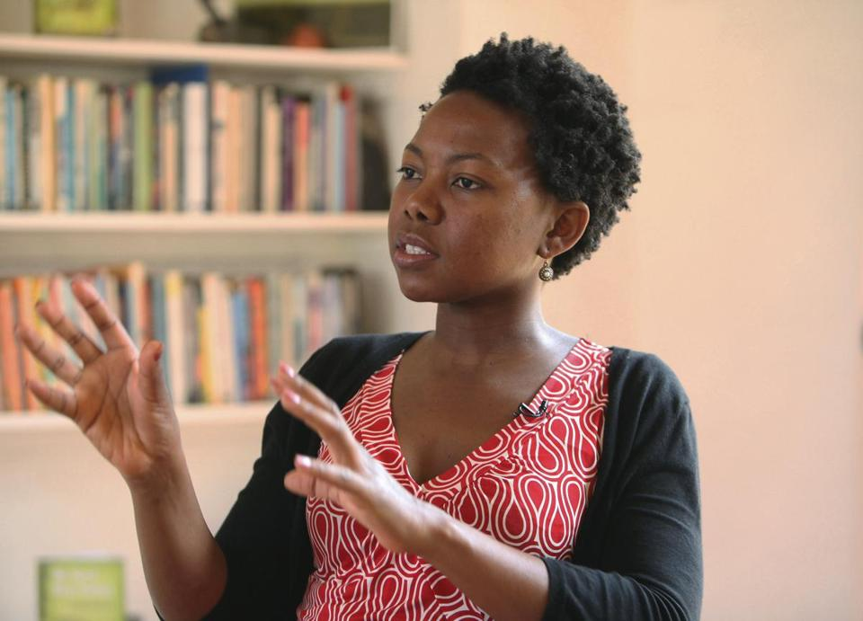 "NoViolet Bulawayo, a Stegner Fellow at Stanford University, is the author of ""We Need New Names."""