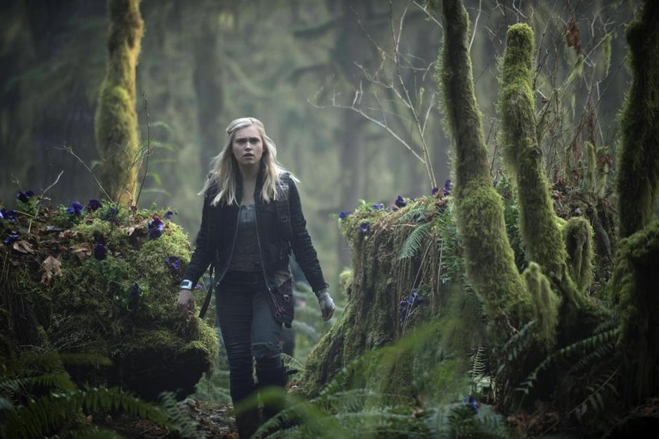 Eliza Taylor is part of a group seeking to learn if Earth is inhabitable.