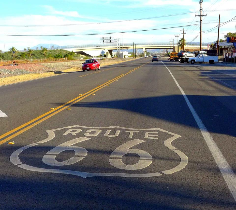 Route 66 has called to the imagination of American drivers for decades.