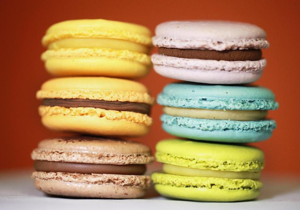 Northlight Baking\'s macarons have vibrant colors, cool flavor blends ...