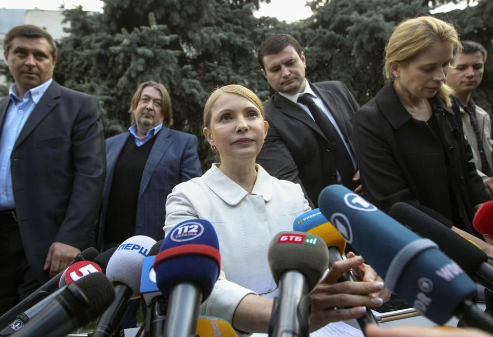 Former prime minister Yulia Tymoshenko was the chief nemesis of ousted Ukrainian leader Viktor Yanukovych and spent most of his presidency incarcerated.