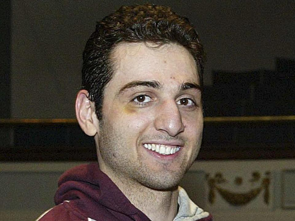 Tamerlan Tsarnaev was killed in the Watertown manhunt.
