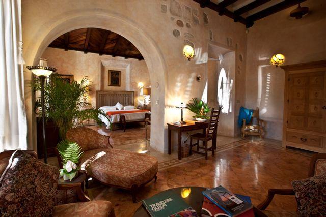 A Hacienda Hotel With Deep Mayan Roots The Boston Globe