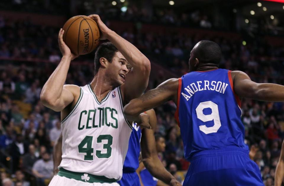 Kris Humphries, now a Wizard, averaged 8.4 points and 5.9 rebounds last season for the Celtics. Charles Krupa/Associated Press
