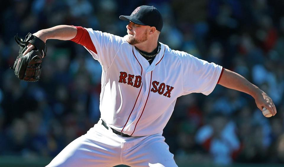Jon Lester is having his best overall season at 9-7 with a 2.65 ERA, 29 walks and 134 strikeouts in 129 innings.
