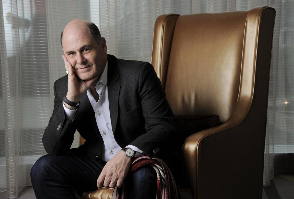 """Mad Men"" creator Matthew Weiner."
