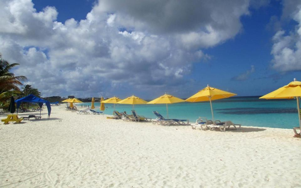 Anguilla's Shoal Bay was named best beach in the world by Travel Channel.