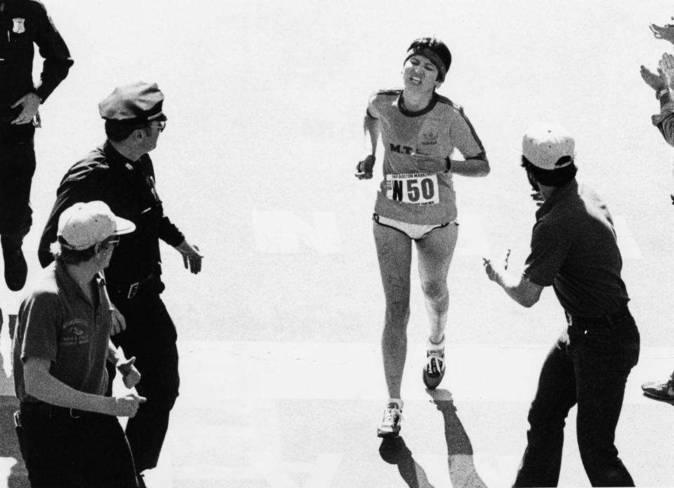 "Cheating has become sophisticated since Rosie Ruiz's infamous ""finish"" in Boston in 1980."