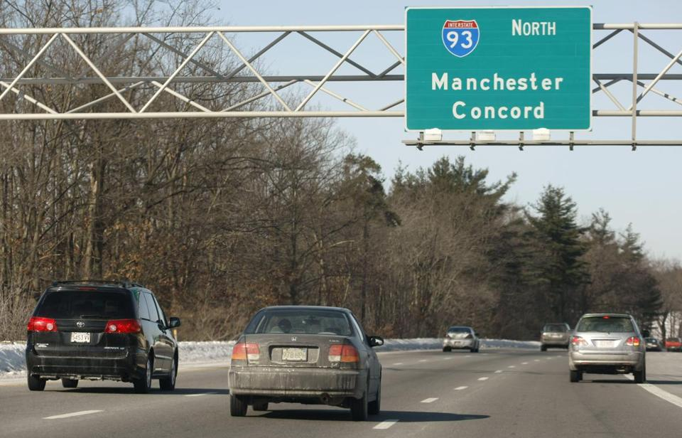 New Hampshire is considering raising its highway tolls — and banking on out-of-state residents to shoulder much of the load.