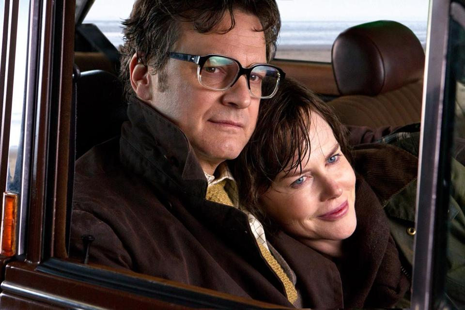 "Colin Firth and Nicole Kidman in ""The Railway Man,"" directed by Jonathan Teplitzky."