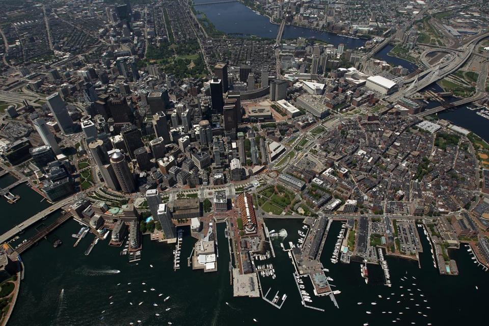 Areas targeted by the city would receive improvements such as new parks, additional water taxi stops, and floating docks and piers that would expand access to the water.