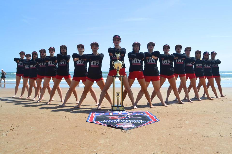 BU Dance Team wins its first national title - The Boston Globe