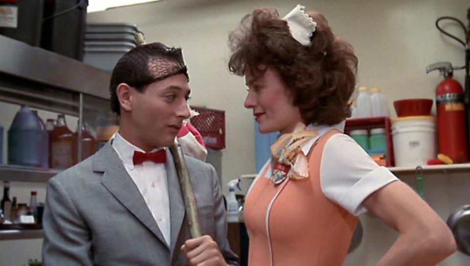 Diane Salinger Pee Wee
