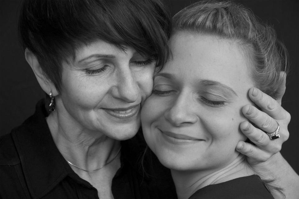Olena and Olga Abrosimova are native Ukrainians living in the Boston area.