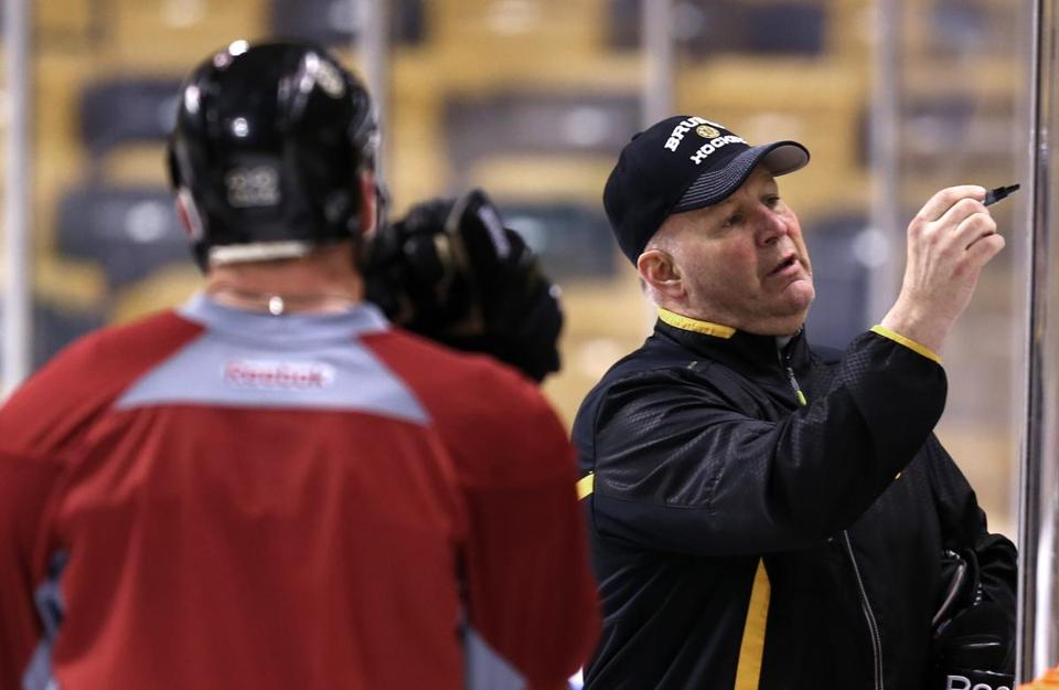 Claude Julien was a defenseman during his playing days, but only appeared in 14 NHL games.