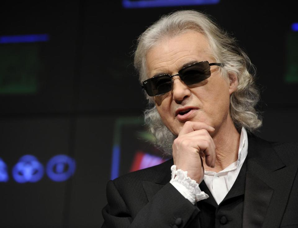 Jimmy Page, guitarist with British rock band Led Zeppelin, will speak at Berklee College of Music.