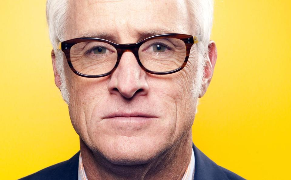 "John Slattery makes his debut as a film director in ""God's Pocket,""  a dark period comedy set in Philadelphia starring the late Phillip Seymour Hoffman and John Turturro."