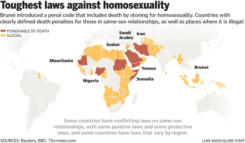 Brunei law homosexuality