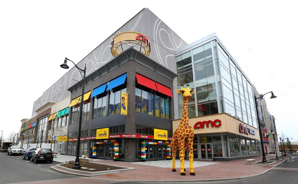 Legoland Discovery Center opens in Somerville next week - The Boston ...