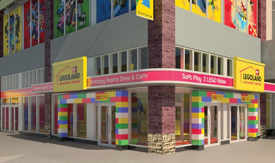 Legoland Discovery Center comes to Somerville! - The Boston Globe