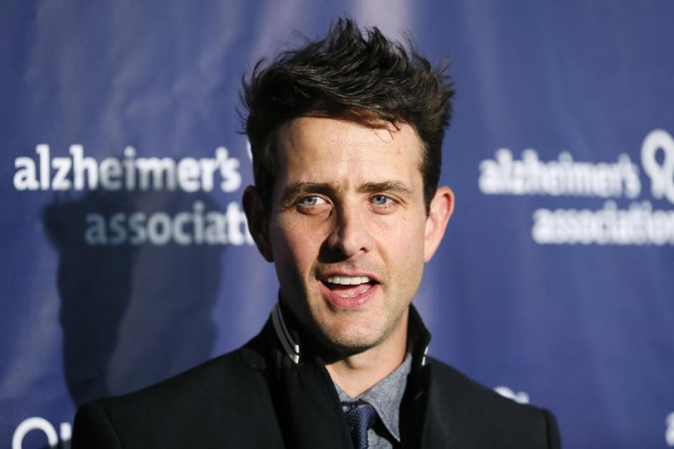 joey mcintyre married