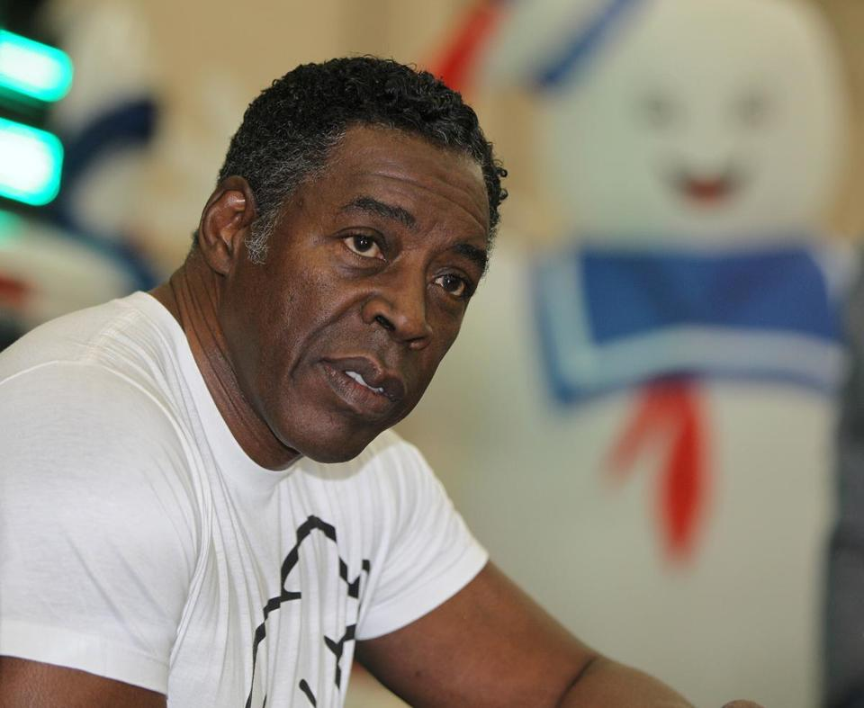 ernie hudson once upon a time