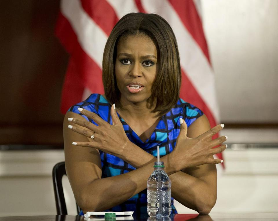 Michelle Obama will headline a high-dollar fund-raiser on June 2, according to an invitation for the event obtained by The Boston globe.