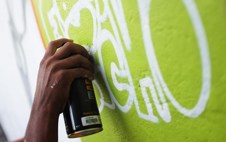 A new decree signed by Rio De Janeiro's mayor fully legalizes graffiti on designated city property, including columns, gray walls and construction siding, so long as the property isn't historically designated.