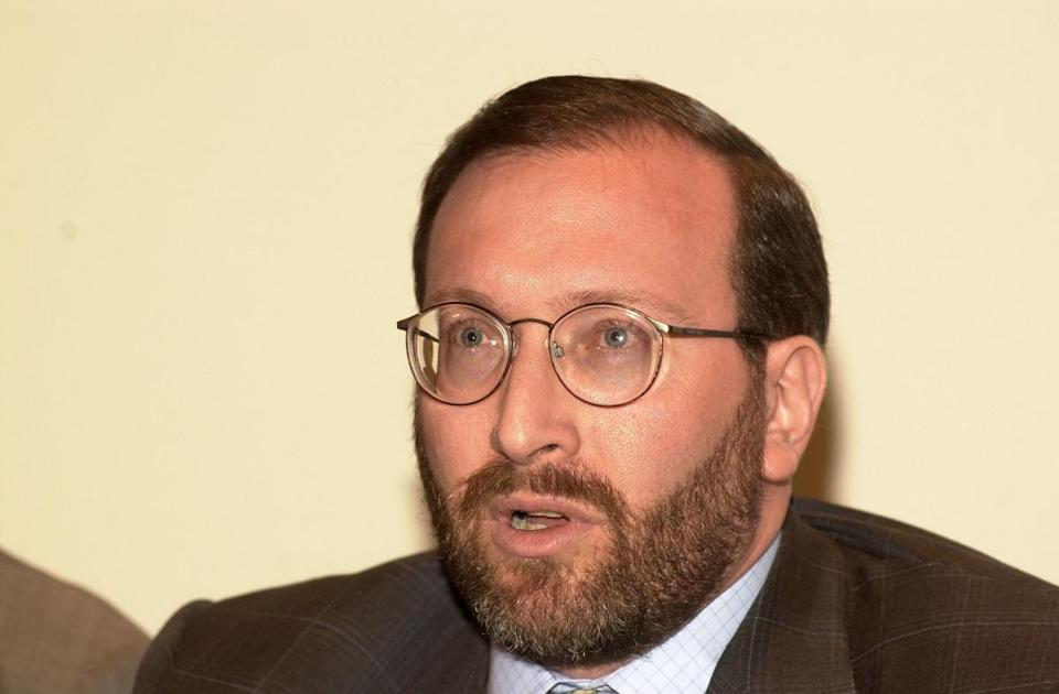 Seth Klarman in a photo from 2001.