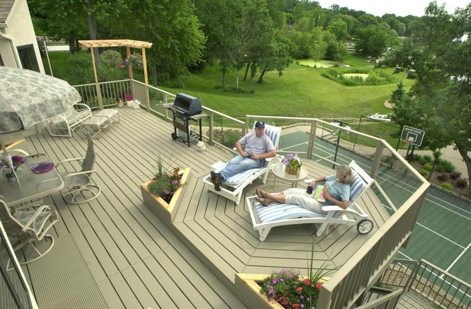 When Painting Deck Or House Consider The Product And