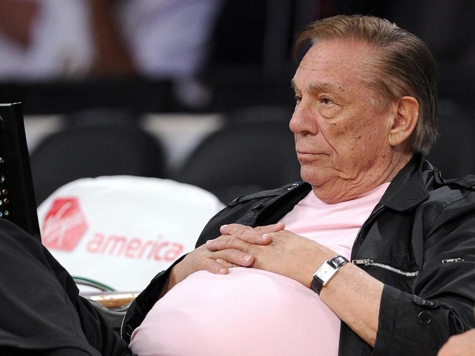 Donald Sterling is not sitting back and allowing the NBA to oust him as Clippers owner(AP Photo/Mark J. Terrill, File)