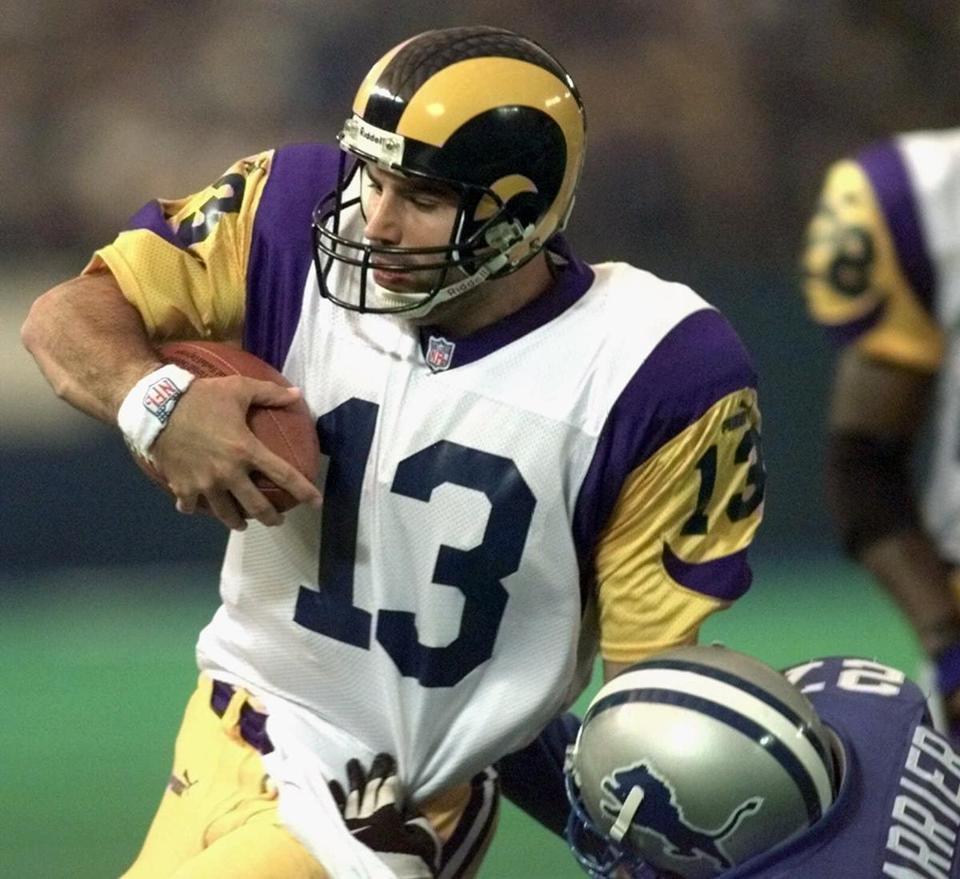 Kurt Warner was one of the many players who benefited from their time in the now-defunct NFL Europe.