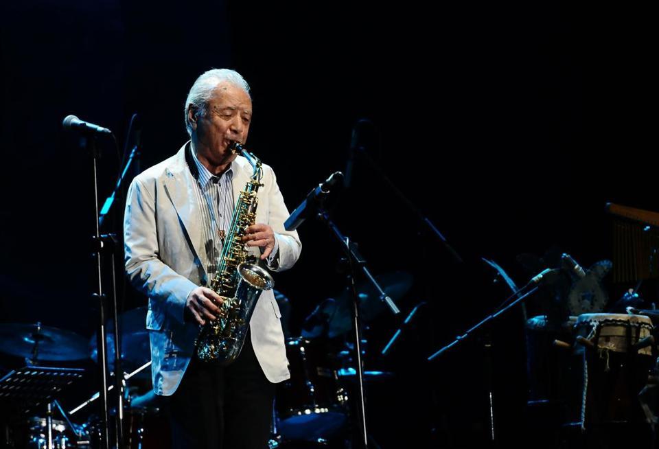 Japanese jazz pioneer Watanabe returns to Boston - The ...