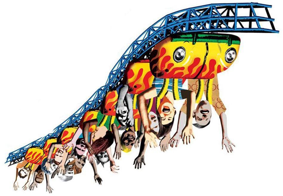 How Amusement Parks Hijack Your Brain The Boston Globe