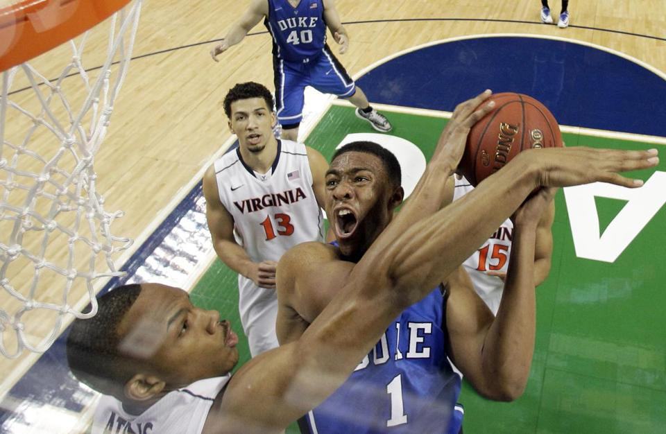When all is said and done, how will the NBA career of Duke's Jabari Parker be viewed? Bob Leverone/Associated Press