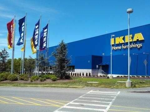 Ikea Completes Expansion Of Stoughton Store The Boston Globe