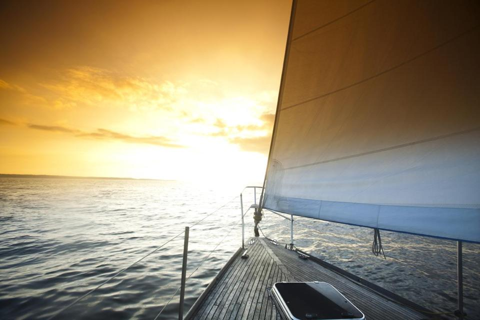 Seven Books About Sailing