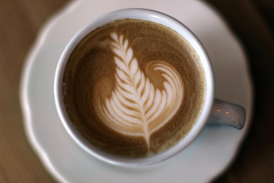 The Number Of People Who Love Latte Art Is Up 7 Percent From Last Year