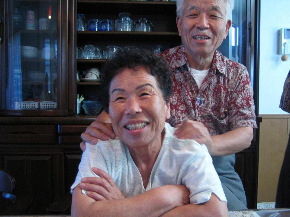 The film followed Takashi Tanemori as he reunited with his estranged older sister, Satsuko, in 2005.