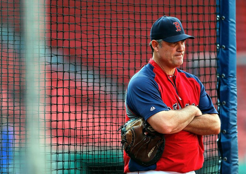 John Farrell may have a radically different team soon as the Red Sox retool for 2015.