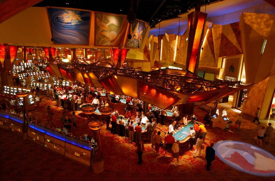 Foxwood casino in conn
