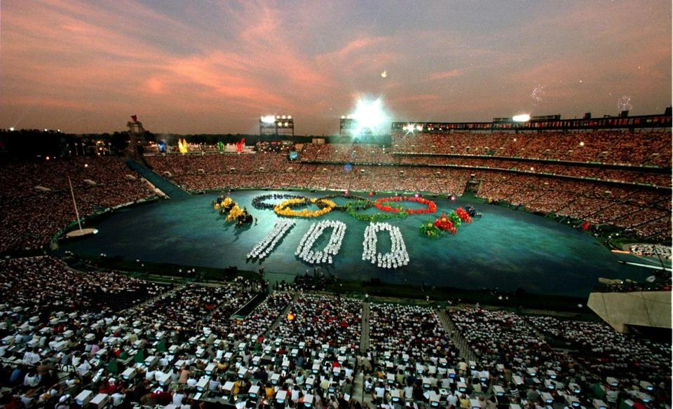 Atlanta Games' venues from 1996 left legacy, some lessons - The ...