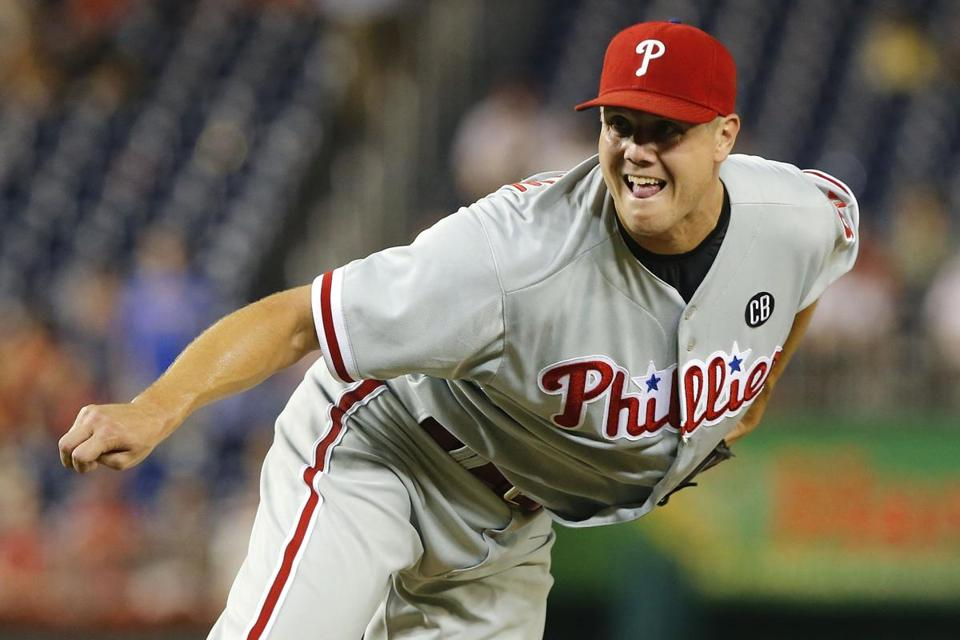 Phillies closer Jonathan Papelbon could get through waivers, in part because of the money he's still owed.