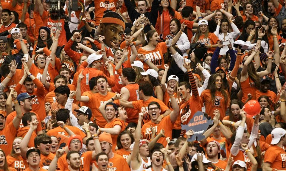 Syracuse University No 1 Party School Says The Princeton Review