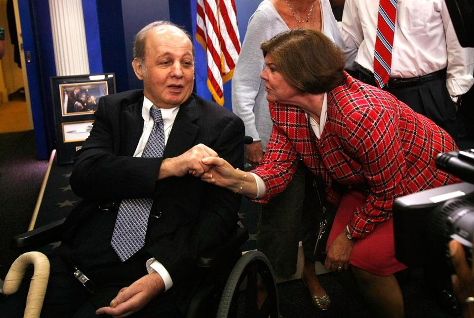 James Brady, press secretary to President Reagan has died at 73 on August 4.