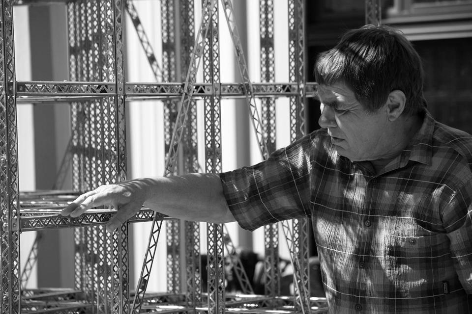 Artist, Chris Burden.