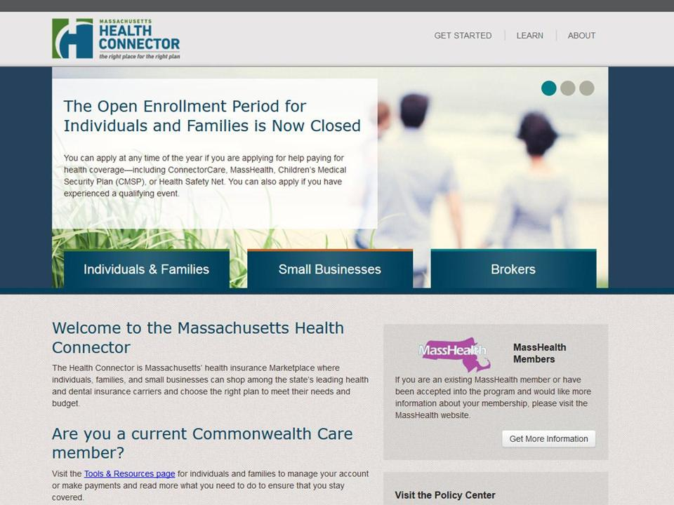 Nearly 400,000 people in Massachusetts will need to reapply for health insurance before the end of the year, and many of them probably do not even know it.