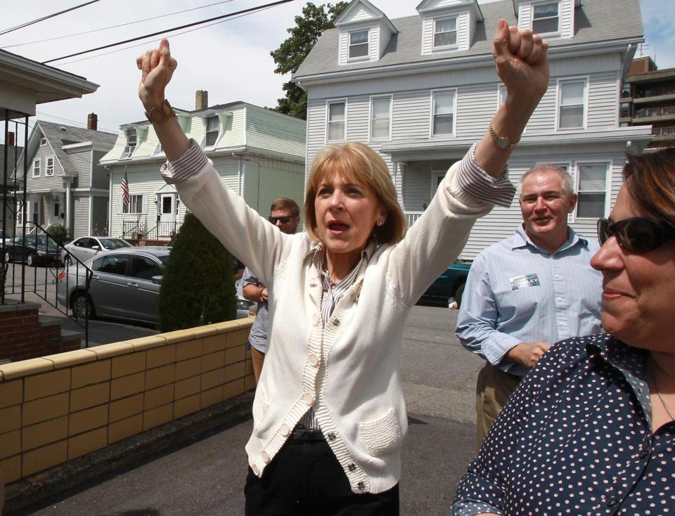 Coakley, who has proven to be a vigorous campaigner this year, says her two terms as attorney general better prepare her for the governor's job she's seeking now than for the one that slipped through her fingers four years ago in the Senate race won by Scott Brown.