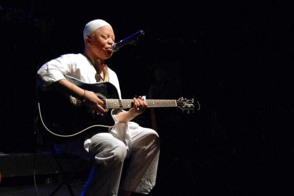 Salif Keita will play at The Sinclair Sept. 16.